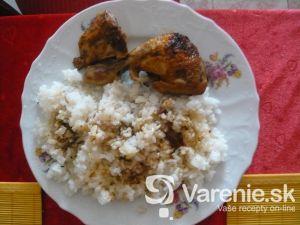 Kurča s ryžou